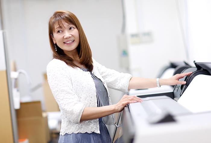 インタビュー宮下 慶子